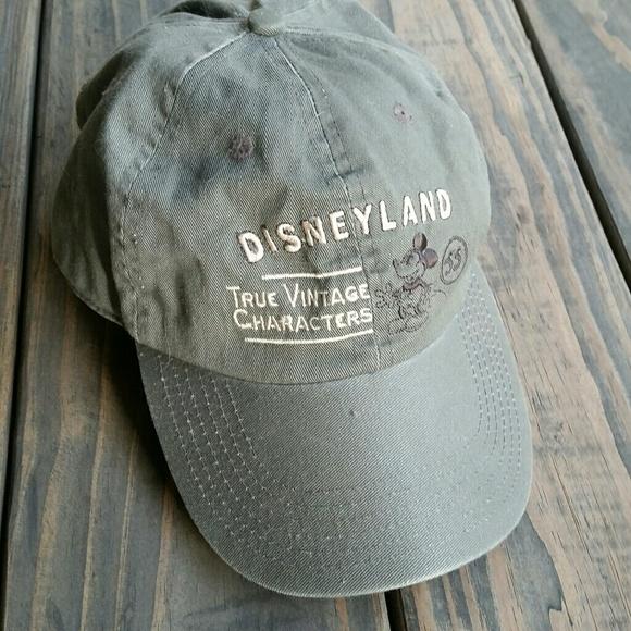 bcab8c304 Disney Accessories | Land Mickey Mouse Baseball Cap | Poshmark